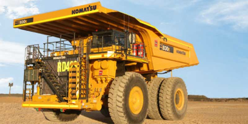 Heavy Plant Machinery & Vehicles